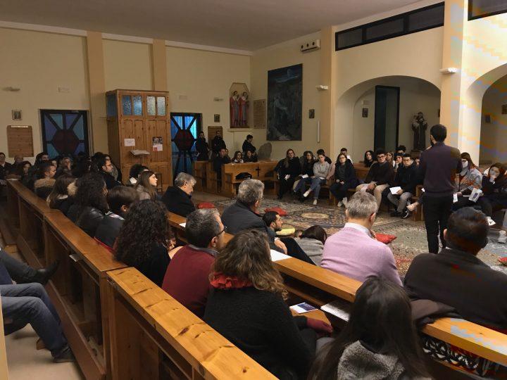 Essere profeti. Giovanni Battista sale in cattedra nel secondo appuntamento della scuola di preghiera